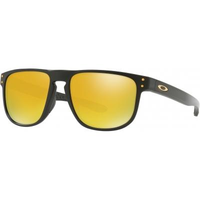 OAKLEY brýle HOLBROOK R matte black/24k iridium
