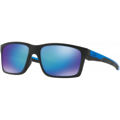 OAKLEY brýle MAINLINK Prizm matte black/sapphire polarized
