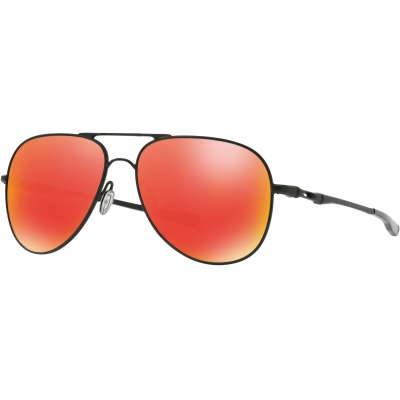 OAKLEY brýle ELMONT L satin black/ruby iridium