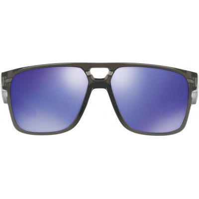 OAKLEY brýle CROSSRANGE PATCH gray smoke/violet iridium