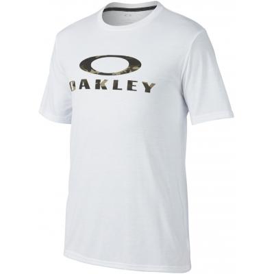OAKLEY triko O-STEALTH II white