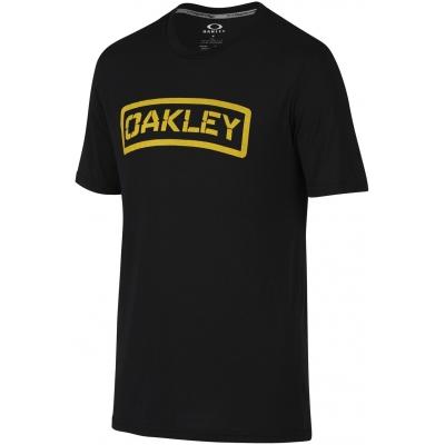 OAKLEY triko O-TAB blackout