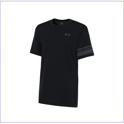 OAKLEY tričko 50-GEO SLEEVE blackout