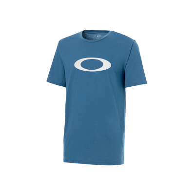 OAKLEY tričko PC-BOLD ELLIPSE Ensign blue