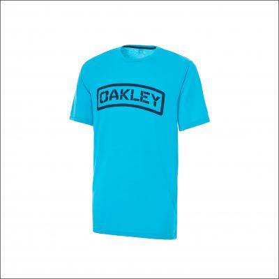 OAKLEY triko SO-TAB TEE atomic blue