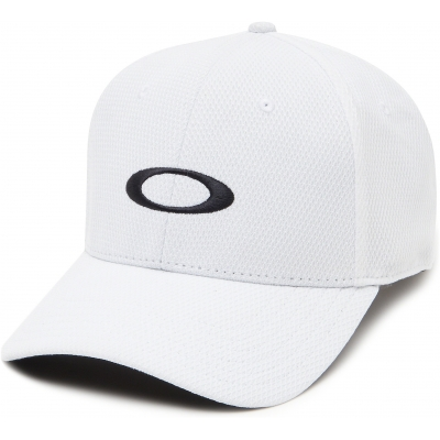 OAKLEY kšiltovka GOLF ELLIPSE HAT white