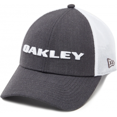 OAKLEY kšiltovka HEATHER NEW ERA HAT graphite