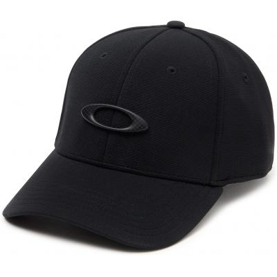 OAKLEY kšiltovka TINCAN CAP black/carbon fiber