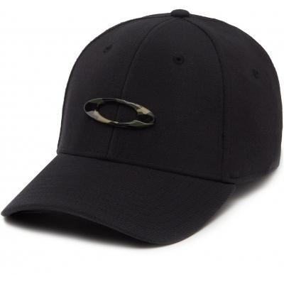 OAKLEY kšiltovka TINCAN CAP black/graphic camo