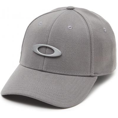 OAKLEY kšiltovka TINCAN CAP grigo scuro
