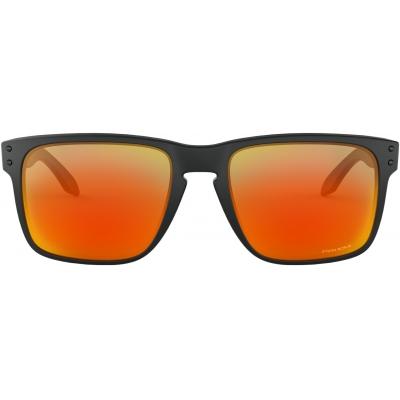 OAKLEY brýle HOLBROOK XL Prizm matte black/ruby