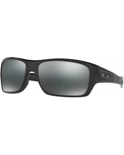 OAKLEY brýle TURBINE polished black/black iridium