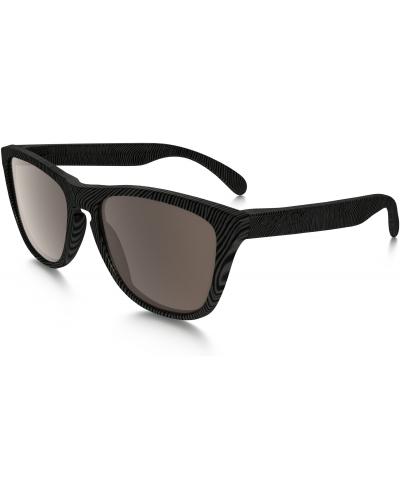 OAKLEY brýle FROGSKINS Fingerprint dark grey/warm grey