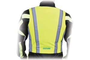 OXFORD reflexní vesta ACTIVE fluo yellow