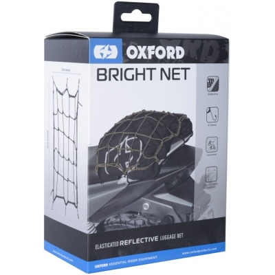 OXFORD síť BRIGHT NET OX658 black