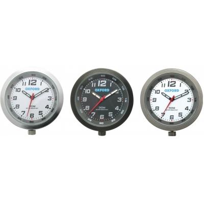 OXFORD hodiny ANACLOCK OX561 titanium