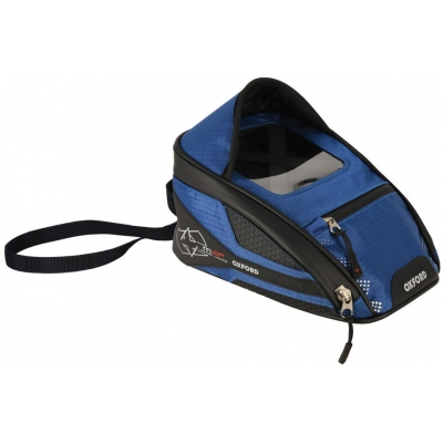 OXFORD tankbag M2R MINI TANK BAG - BLUE