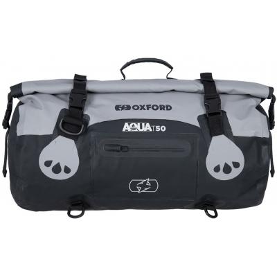 OXFORD roll bag T50 OL482 black/grey