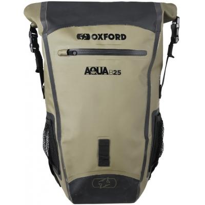 OXFORD batoh B25 OL406 khaki / black