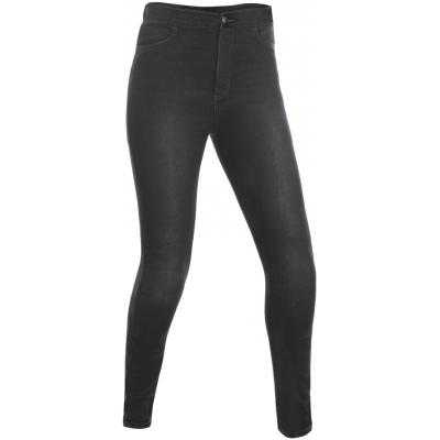 OXFORD kalhoty jeans SUPER JEGGINGS TW189 dámské black