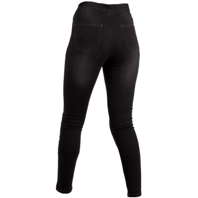 OXFORD kalhoty SUPER JEGGINGS TW189 Short dásmké black