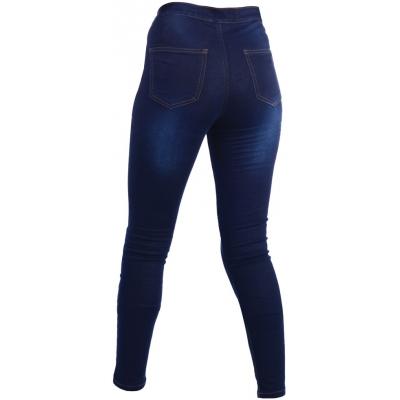OXFORD kalhoty SUPER JEGGINGS TW189 dámské indigo