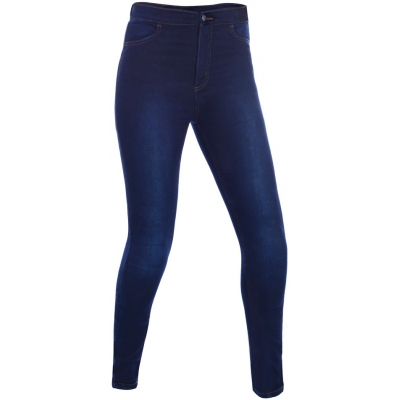 OXFORD nohavice SUPER Jeggings TW189 Short dásmké blue