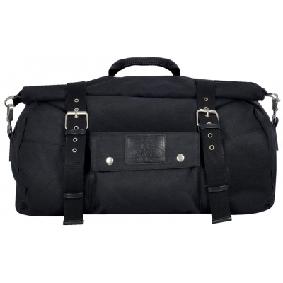 OXFORD roll bag HERITAGE 20L OL571 black