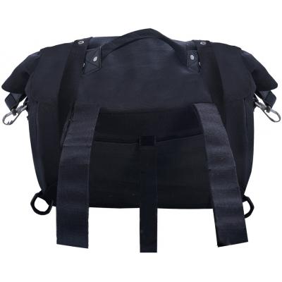 OXFORD boční brašny HERITAGE 40L OL562 black