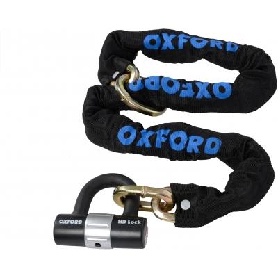 OXFORD řetězový zámek HD LOOP LK146 1.2m