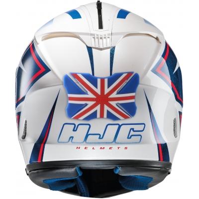 OXFORD chránič helmy BUMPER OX527 Union jack