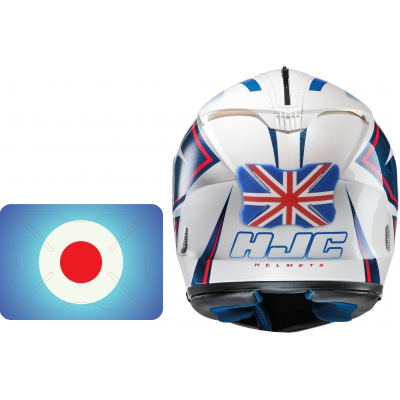 OXFORD chránič helmy BUMPER OX528 Target