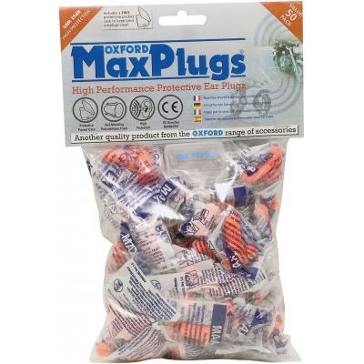 OXFORD špunty do uší MAX PLUGS OF539