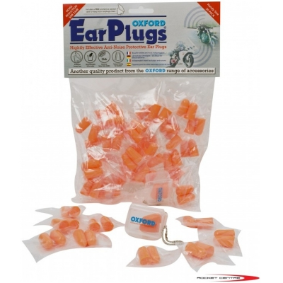 OXFORD špunty do uší EAR PLUGS 30 OF95