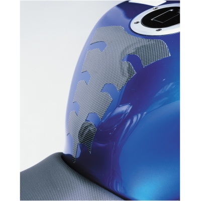 OXFORD tank pad SPIDER OF832 carbon
