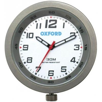 OXFORD hodiny CLOCK OF218T titanium