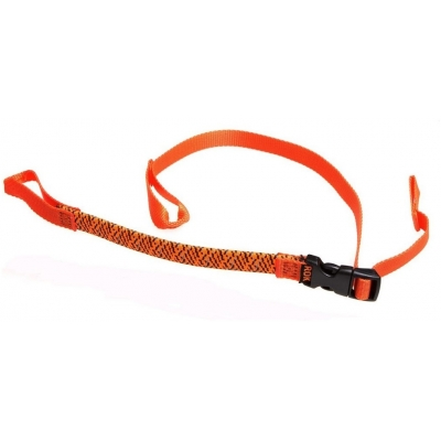 OXFORD popruhy ROK HD 12mm ROK331 Reflective orange