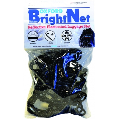 OXFORD síť BRIGHT NET OF124 black