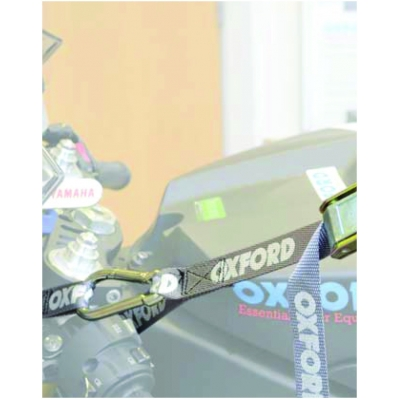 OXFORD popruhy STRAPS 2 OX292 silver