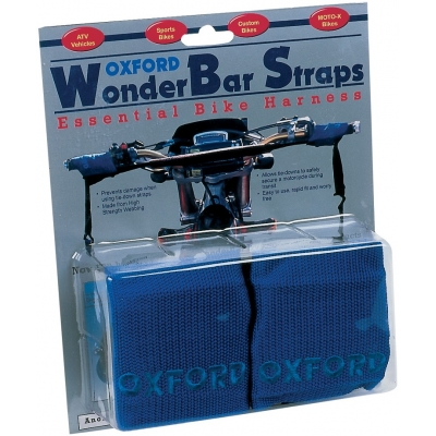 OXFORD popruhy WONDEBAR STRAPS OF99 blue