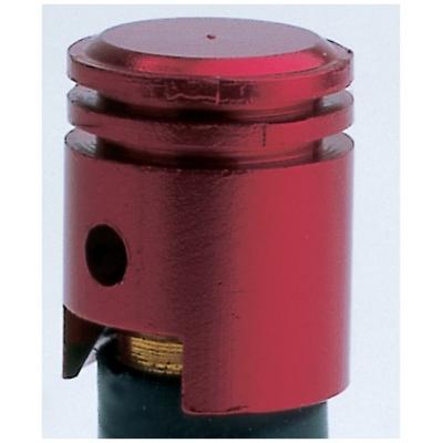 OXFORD čiapočky ventilov PISTON OF881 Red