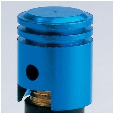 OXFORD čepičky ventilků PISTON OF882 blue