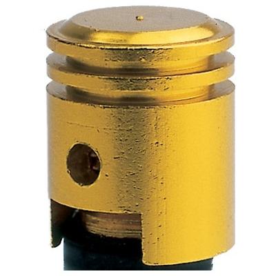OXFORD čiapočky ventilov PISTON OF883 Gold