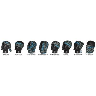 OXFORD šátky COMFY NW125 jeans