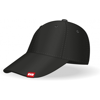 OXFORD kšiltovka CAP OX139 black/grey