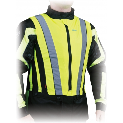 OXFORD reflexná vesta ACTIVE fluo yellow