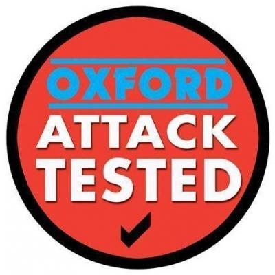 OXFORD zámok OF4 BIG BOSS ALARM OF4 yellow