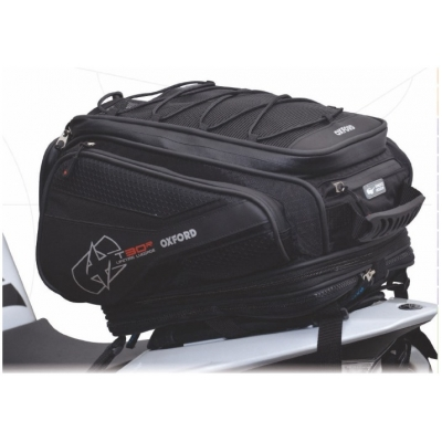 OXFORD tailpack T30R OL335 black