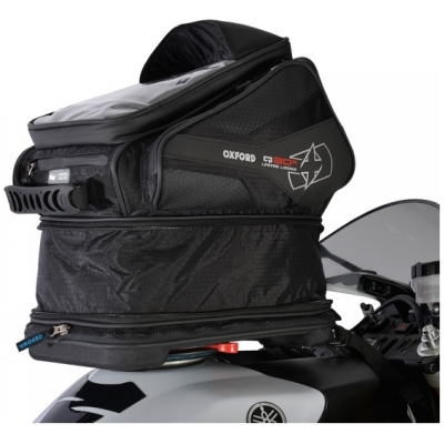 OXFORD tankbag Q15R OL216 QR black