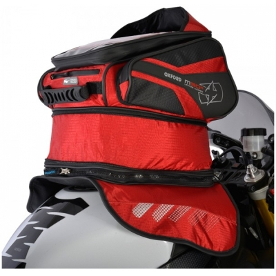 OXFORD tankbag M30R OL246 Magnetický red